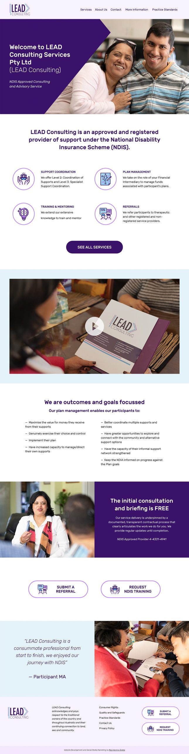 Lead Consulting