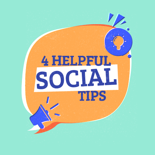 Four tips on how to run your brand's social media