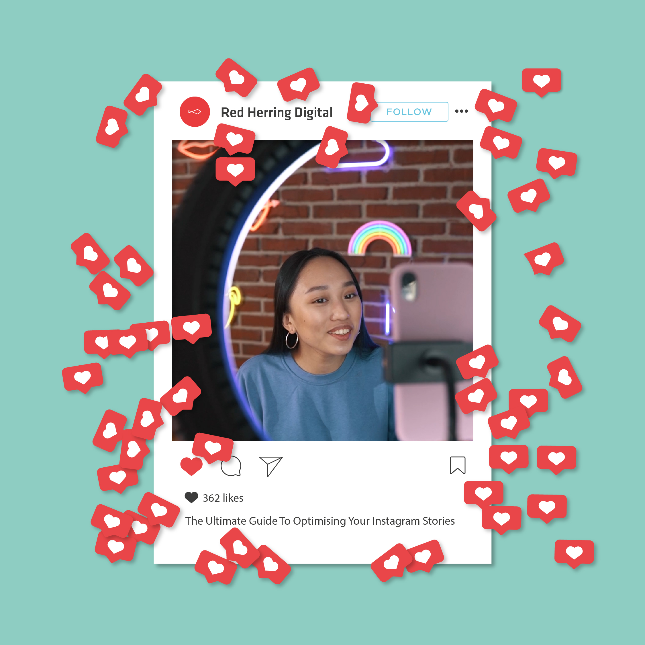 The Ultimate Guide To Optimising Your Instagram Stories